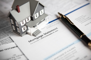 Family mortgage statement
